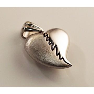 Love Heart Jewellery Pendant