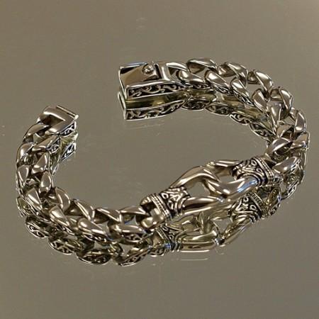 Love Curb Link Bracelet